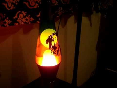 Marvelous Bob Marley Lava Lamp