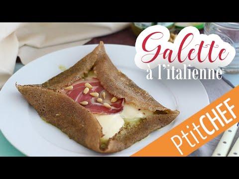 recette-de-galette-de-sarrasin-à-l'italienne---ptitchef.com