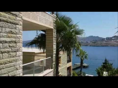 SEAFRONT VILLA FOR SALE IN YALIKAVAK - BODRUM