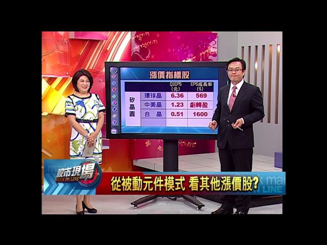 股市現場*鄭明娟【漲價股4大天王】20180530-4(賴建承)