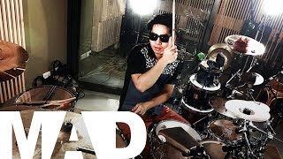 [MadpuppetStudio] Gangnam Style - PSY (Drum Shed) | Note Weerachat thumbnail
