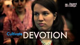 Cultivate: Graduate Theological Studies at Regent College
