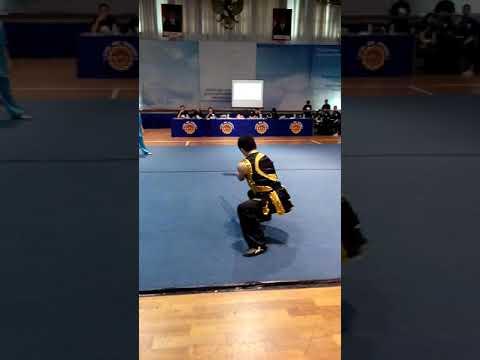 Kejuaraan WUSHU Di Malang