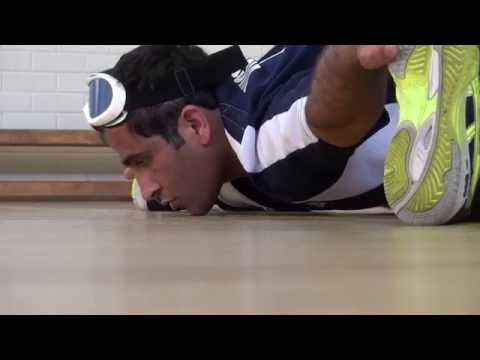 Sports for blind people in Australia - Goalball and Blind Cricket