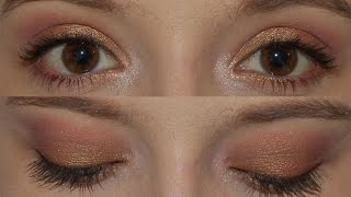 Autumn Makeup for Work/School - Coastal Scents 88 Warm Palette Thumbnail