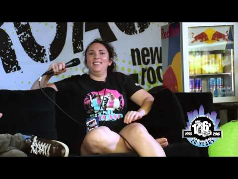Passion Pit Interview - Weenie Roast 2015