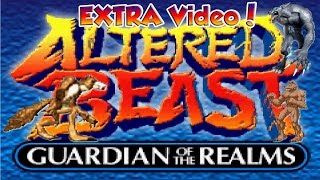 Altered Beast Guardian of the Realms Review Rápido