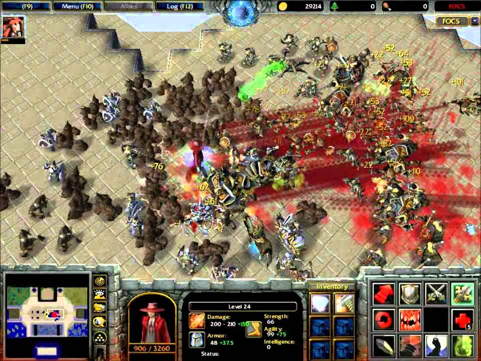 warcraft 3 fight of characters ai download