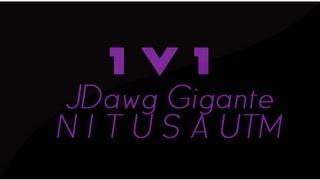 N I T U S A UTM 1v1 JDawg Gigante Rage Pistols