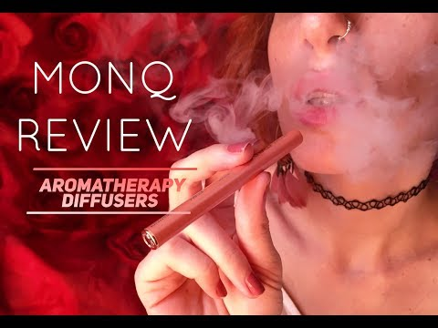 ASMR ❤ MONQ Review Aromatherapy Diffusers ENG/ITA