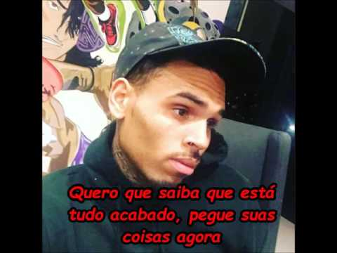Chris Brown - Desperado [Legendado/Tradução] (BefoTheParty)