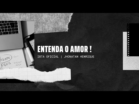 Amor de Deus  Jhonatan Henrique