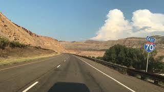Разговор в Colorado I-70