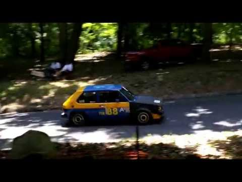 Pagoda Hill Climb In Reading PA.