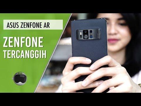 ASUS ZenFone AR Review Indonesia: Smartphone Masa Depan
