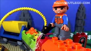 🤹Lego Duplo |Juguetes de Lego para construir