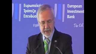 The European Investment Bank in Greece