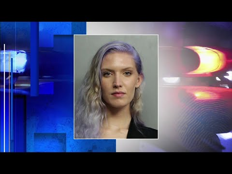 Woman charged with theft and grand theft after allegedly drugging men across Miami-Dade County