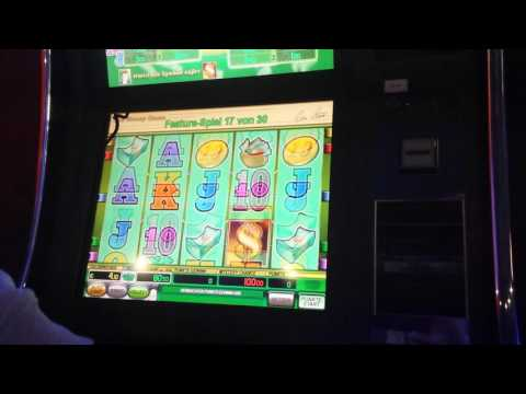 Novoline Tage Freispiele Gewinn 1€ the money game  Geldspielautomat hohe Einsätze