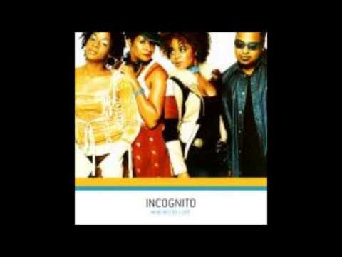 Incognito - Blue (I'm Still Here With You)