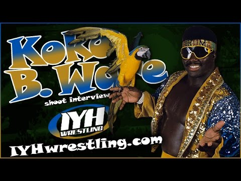 Koko B. Ware In Your Head Wrestling Shoot Interview
