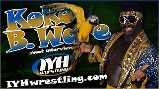 Koko B. Ware In Your Head Wrestling Shoot Interview