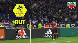But Hatem BEN ARFA (41') / Olympique Lyonnais - Stade Rennais FC (0-2)  (OL-SRFC)/ 2018-19