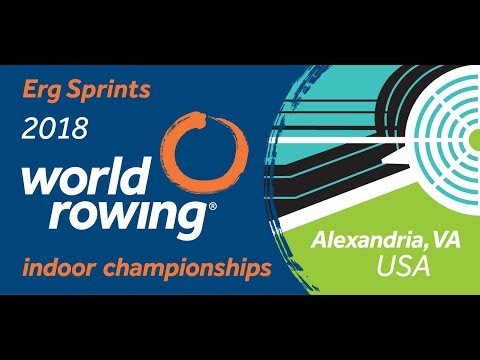 Erg Sprints | WRIC 2018 - Day 2 - Part 1