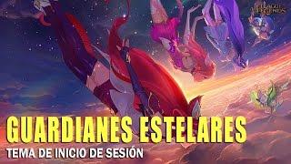 Guardianes Estelares | Inicio de sesión [League of Legends]