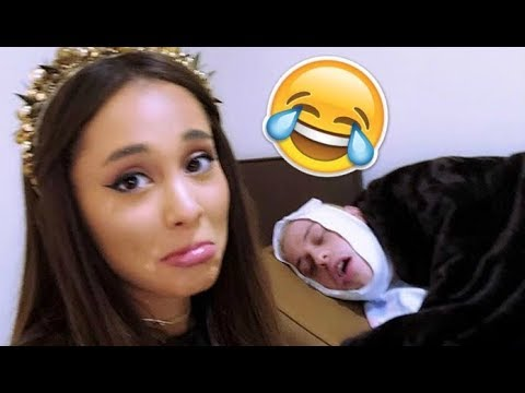 Ariana Grande & Pete Davidson  Funny Moments Best 2018★