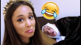 Ariana Grande & Pete Davidson - Funny Moments (Best 2018★)