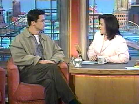 Billy Campbell on Rosie O'Donnell (1999)