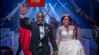 Grand Nigerian Wedding in Lagos: