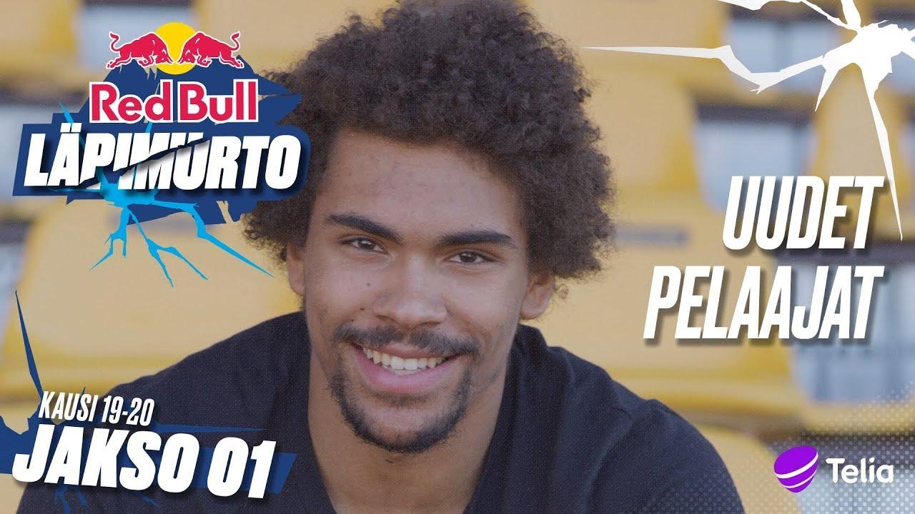 Liiga Red Bull Kypärä