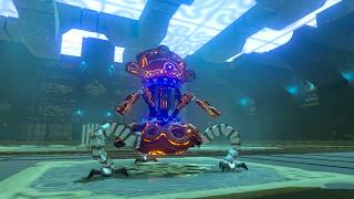 An Unconventional  Test of Strength (BOTW)