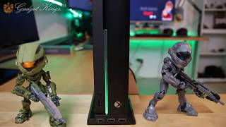 Xbox One-X Vertical Cooling Stand