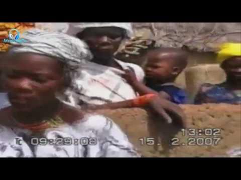 Ponga - MusiqueTraditionnelle De Mariage Bissa - Mandga - 3