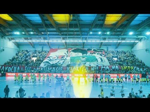 EHF CL: Fantastyczna atmosfera w Hali Legionów - 4K