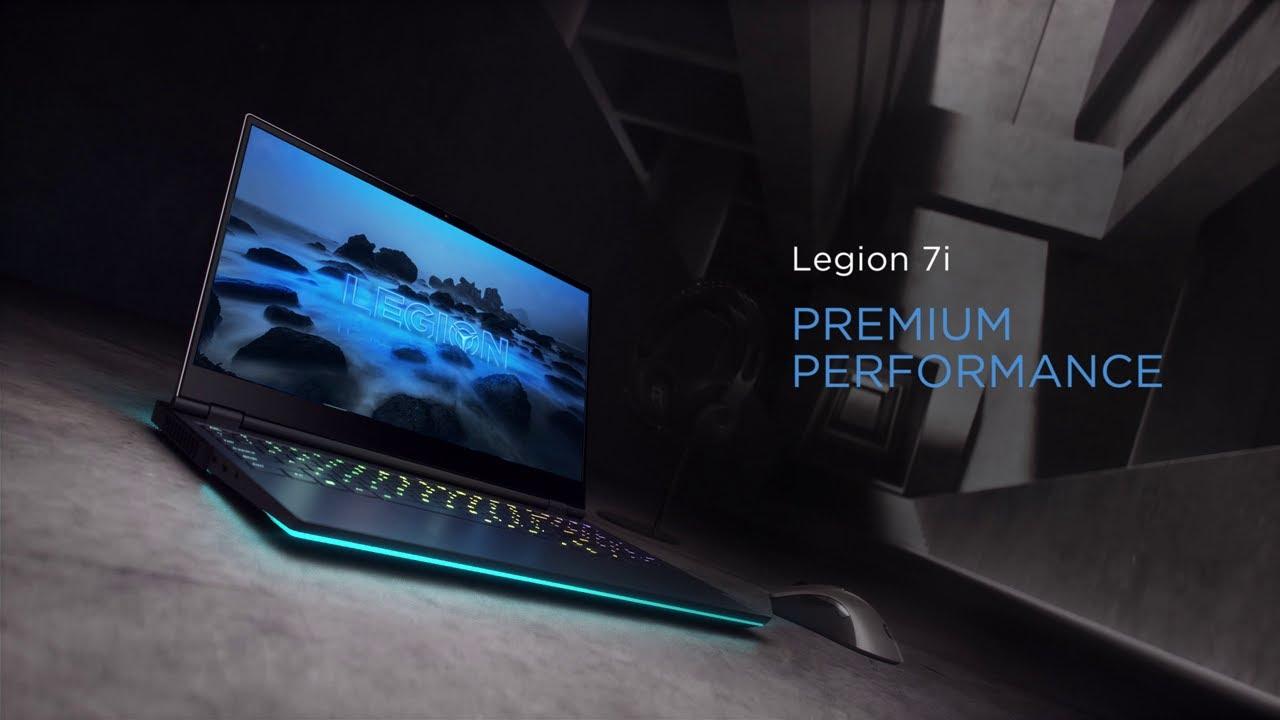 Lenovo Legion 7i - Premium Performance