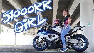 Nessa BMW S1000RR GIRL - Heart Breaker 💔