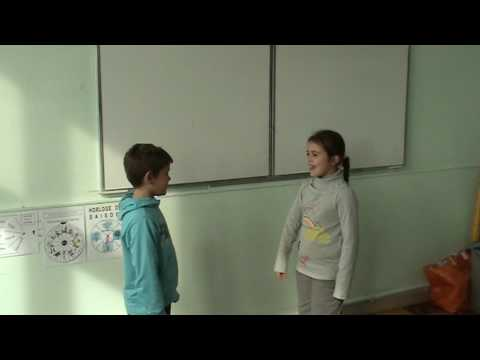 Rencontre humaine en anglais
