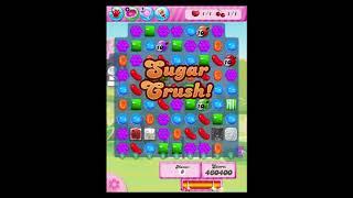 Candy Crush Saga Level 278 Walkthrough