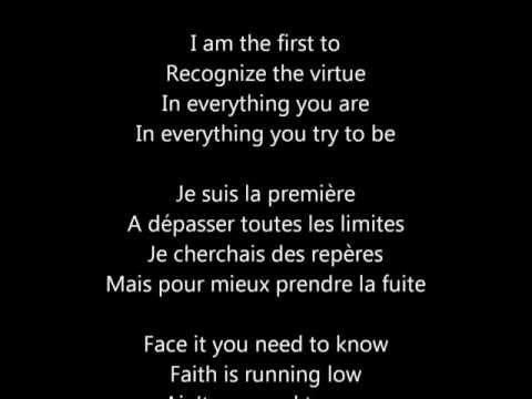 Marlon Roudette Feat Lala Joy - Anti hero (le saut de l'ange) Lyrics