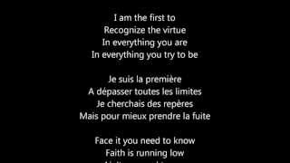 Marlon Roudette Feat Lala Joy - Anti hero (le saut de l'ange) Lyrics