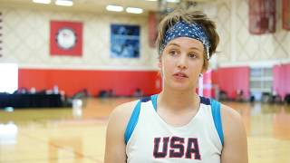 Paralympians Made Here: Abby Dunkin