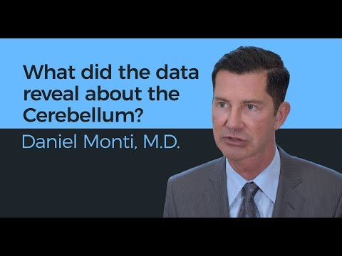 NET -What did the data reveal about the Cerebellum? - Daniel Monti, M.D.