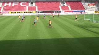Trainingsauftakt 13.6.2013 Hallescher FC