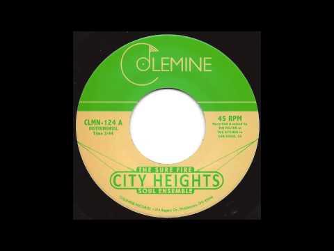 "The Sure Fire Soul Ensemble - ""City Heights"" - Cinematic Soul 45"