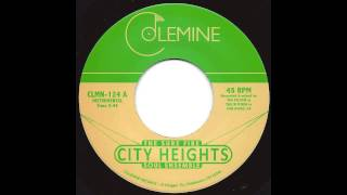 "The Sure Fire Soul Ensemble - ""City Heights"" - Cinematic Soul 45"