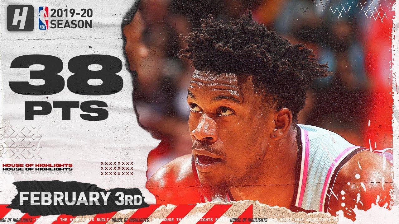 Jimmy Butler 38 Pts Full Highlights | 76ers vs Heat ...